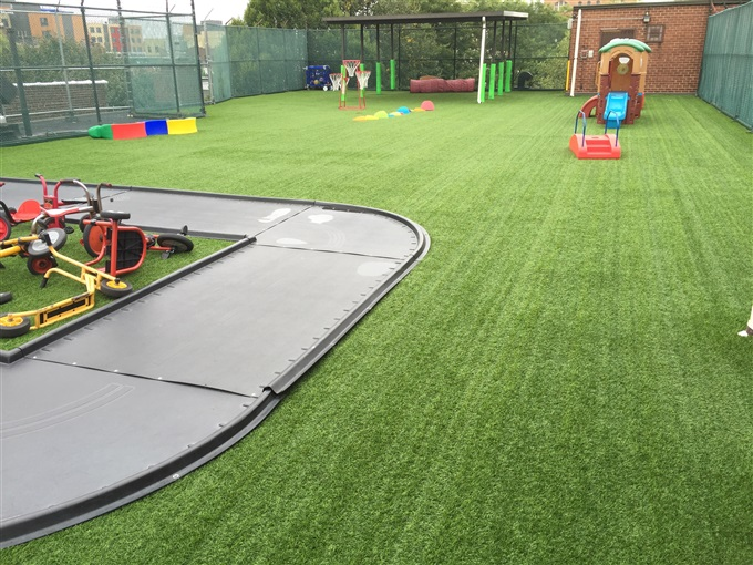 Unity Rooftop Playgrounds Rubber Pavers Playgrounds On