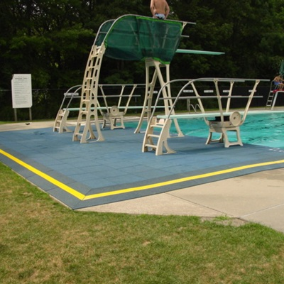 Lenard Park Pool using XL Series