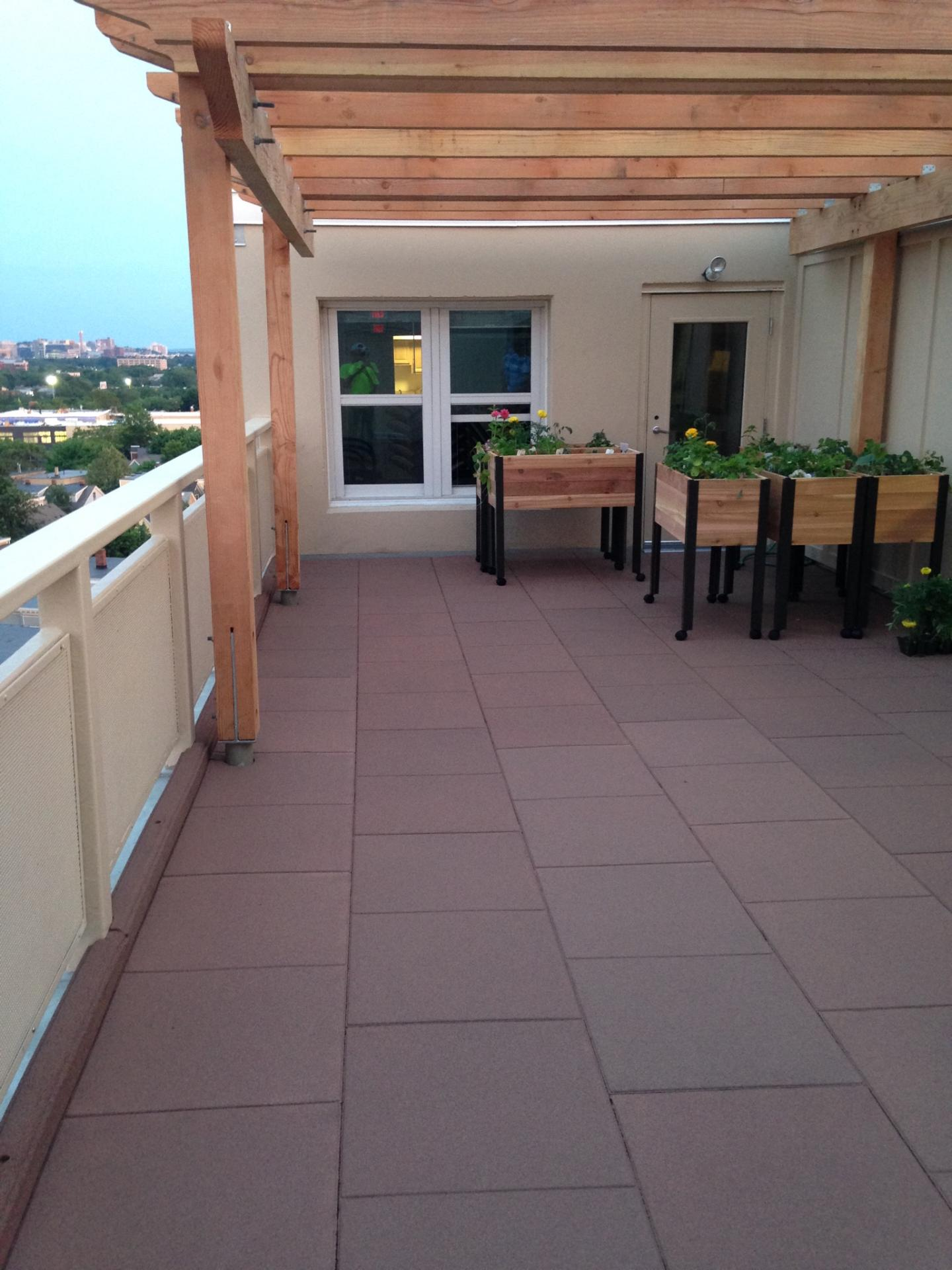 100 recycled tire patio pavers the benefits of rubber for Affordable furniture texarkana