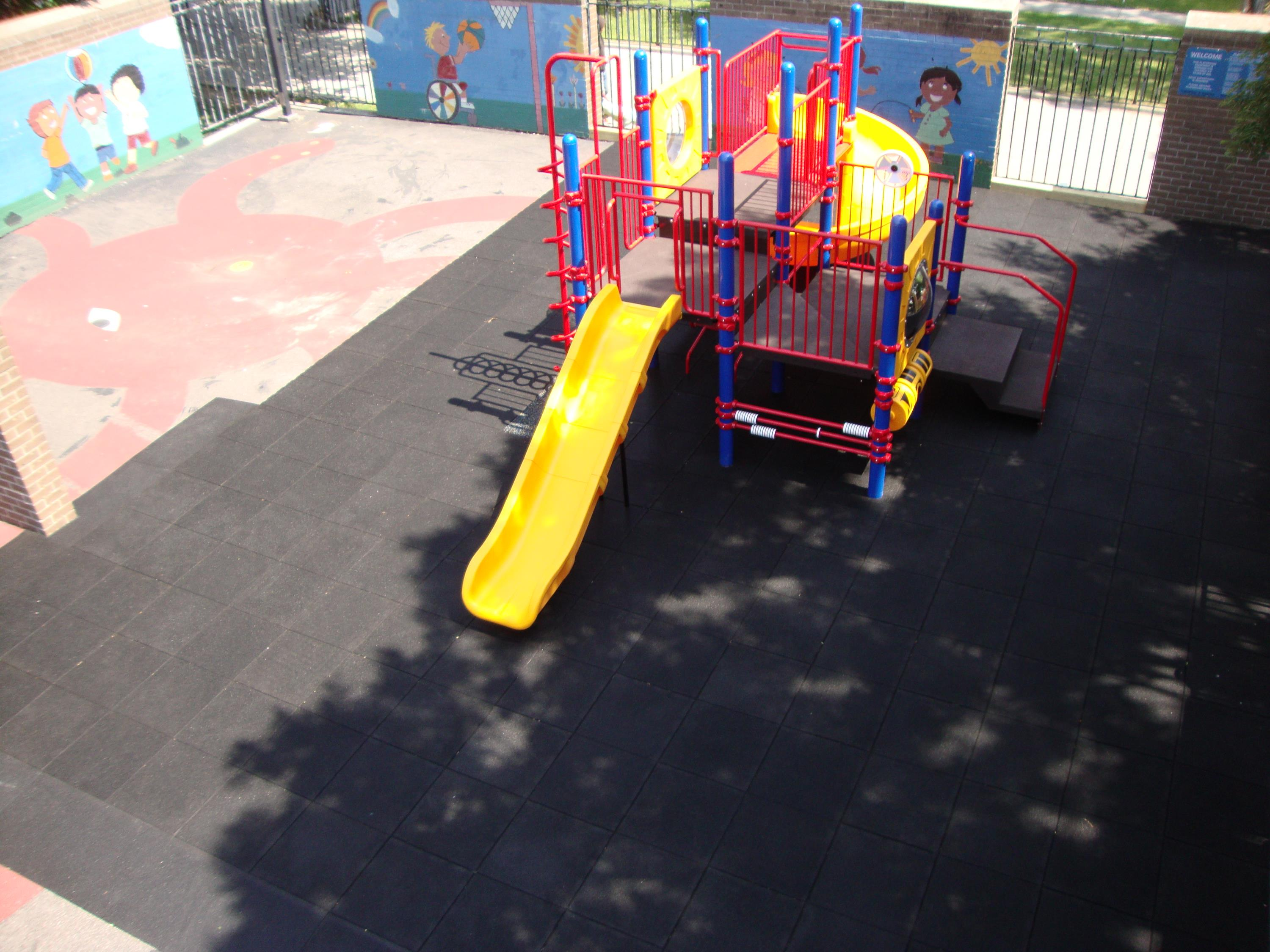 Preschool Playground Project at two (2) locations