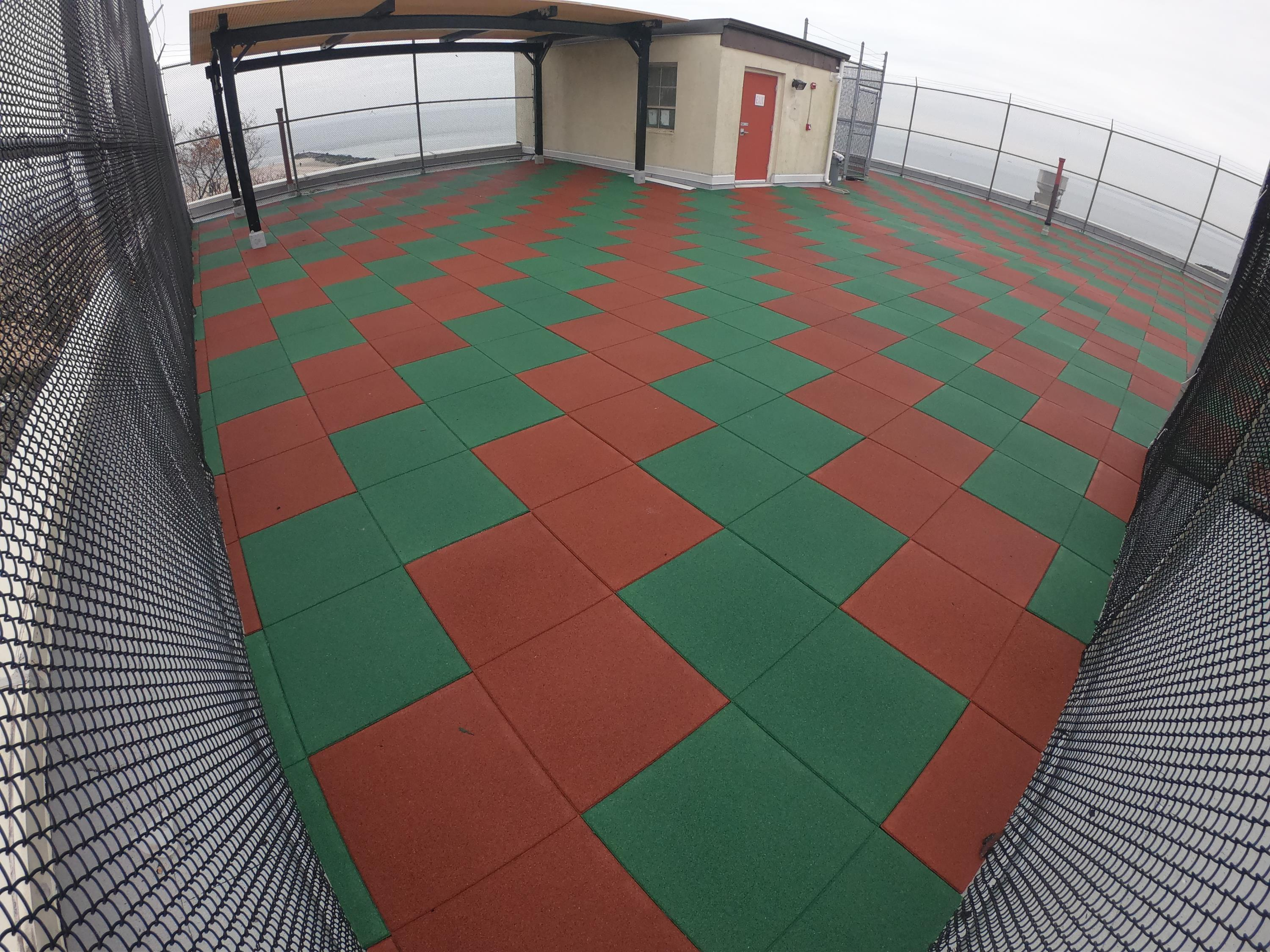 PAL School Rooftop Playground Tiles MAIN
