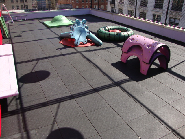 Rooftop Playground Tiles by Unity
