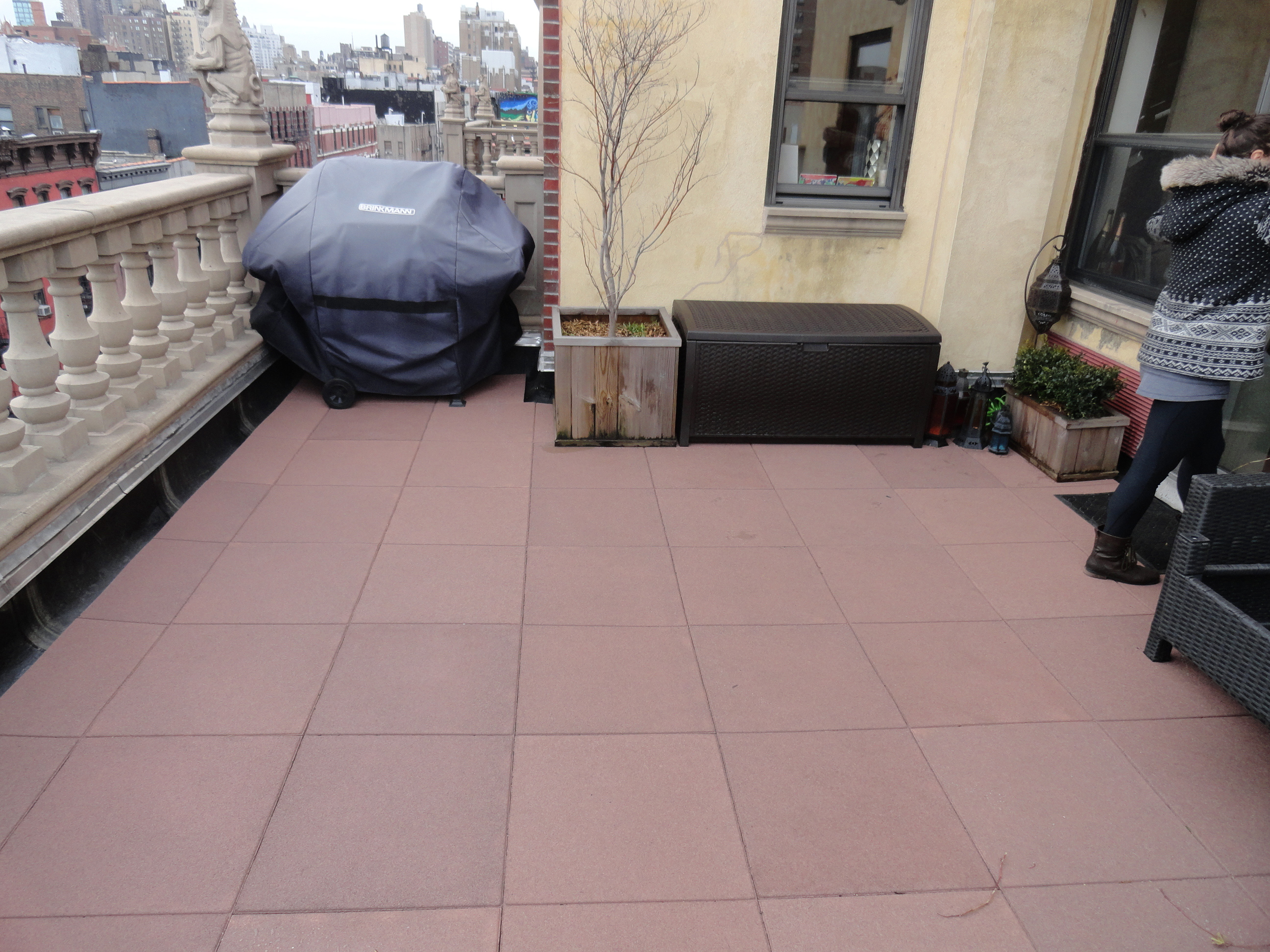 Unity Rooftops Rubber Pavers