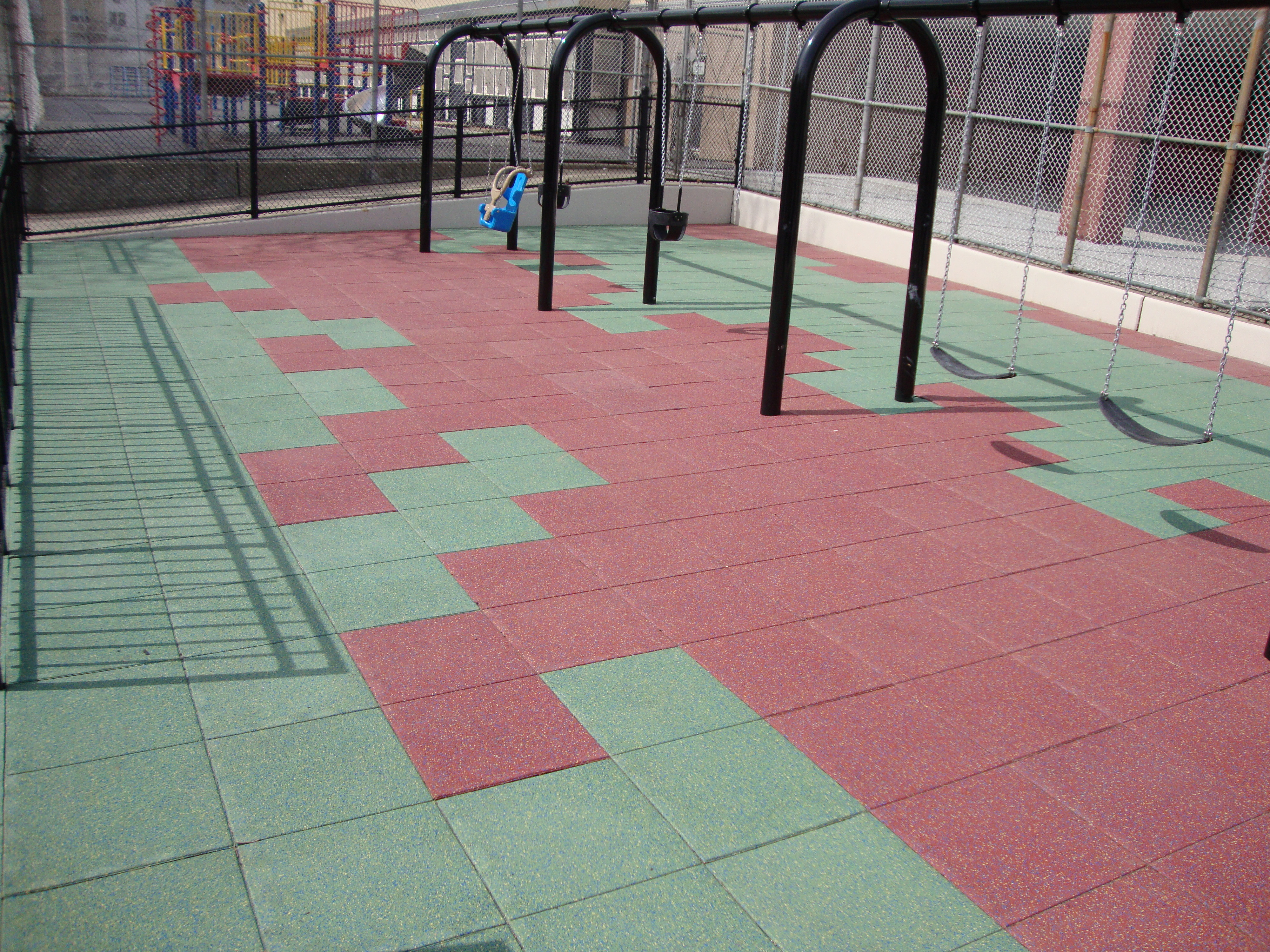 Unity playgrounds rubber mats safety surfacing playground check out our video page of our website to see who what when where how and why this product was mentioned dailygadgetfo Images